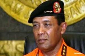 20150108 Kepala Basarnas Henry Bambang Soelistyo