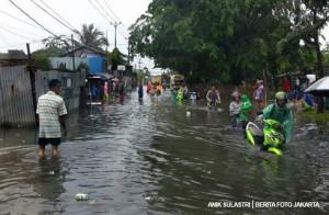 20150210 Banjir Kali Deres Jakbar BFJ