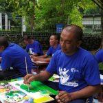 Pasien Gangguan Jiwa Peringati Hari Kesehatan Jiwa