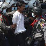 Pasukan Keamanan Myanmar Berhasil Padamkan Protes Sporadis Anti Junta